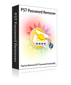 tool to recover password from pst